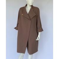 Женское пальто Season Каталония коньяк