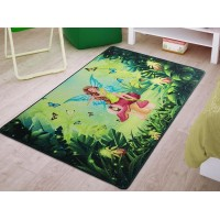 Коврик в детскую комнату Confetti Fairy Song Yesil 100x150