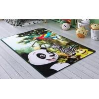 Коврик в детскую комнату Confetti Selfie Yesil Yesil 100x150