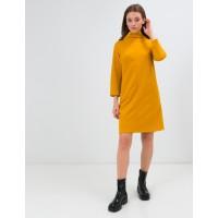 Платье Season Сара-3 горчичного цвета