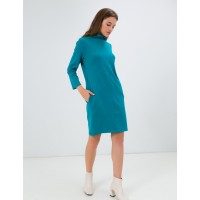 Платье Season Сара-3 бирюзового цвета