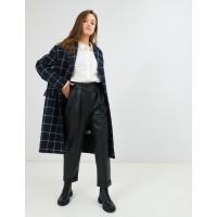 Зимнее женское пальто Season Гала утепленное черное
