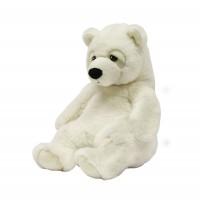 Мягкая игрушка Aurora Полярный медведь 35 см