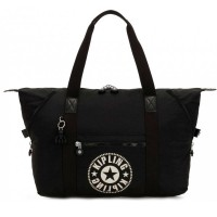 Женская сумка Kipling ART M Lively Black KI2522_51T