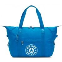 Женская сумка Kipling ART M Methyl Blue Nc KI2522_73H