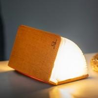 Светильник-книга Mini Urban Gingko оранжевый