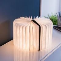 Светильник-книга Smart Book Gingko дерево орех