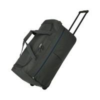 Сумка дорожная на колесах Travelite Basics Black TL096277-01