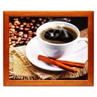 Поднос на подушке Шоколад, кофе