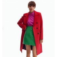 Женское пальто Season Пэрис-1 красное