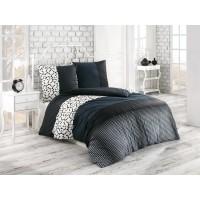 Комплект постельного белья Majoli Pelin Pembe 200x220