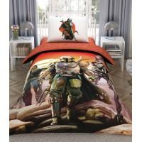 Комплект постельного белья Tac Disney Mandal Orian подростковое
