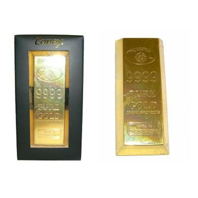 Зажигалка настольная Золотые слитки Coney 4000301