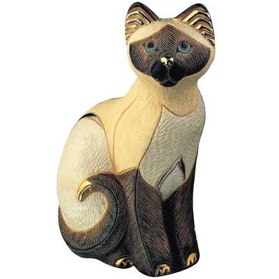 Керамическая фигурка Сиамский кот De Rosa Rinconada