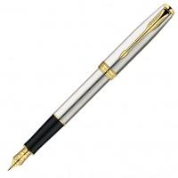 Перьевая ручка PARKER Stainless Steel GT