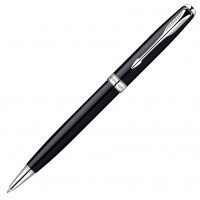 Шариковая ручка PARKER Matte Black CT 84432C