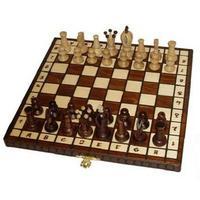 Шахматы Royal-30 коричневые 2019
