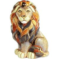 Керамическая фигурка Лев - Царь зверей DE ROSA RINCONADA